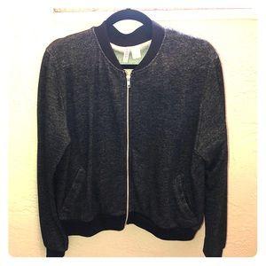 H&M Zip Up Sweater